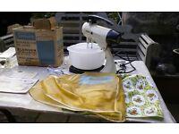 vintage 50s 60s sunbeam deluxe mixer