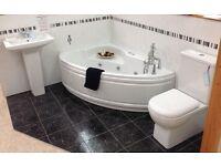 Ex-Display Jacuzzi Bathroom Suite