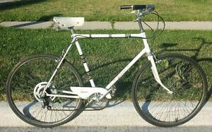 """Road bike for sale 23""""frm, 5.spd, 27tires GLIDER"""