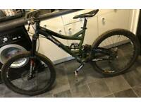 Specialized sx trail full suspension down hill bike NOT Norco trek gt kona