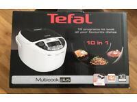 Tefal MultiCook Plus 10 in 1 multicooker