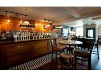 Stunning Riverside Bar & Restaurant looking for bar staff