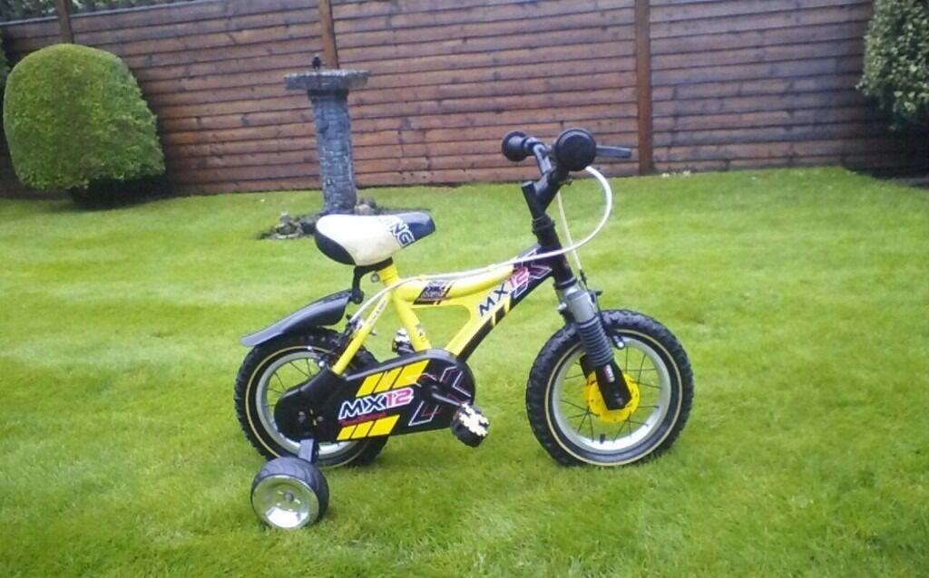 12 inch mx 12 bike