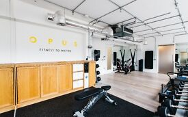 Personal Training Studio Hire, Notting Hill