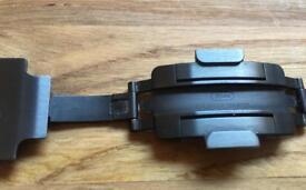 Genuine Apple Watch Link Bracelet 38mm Space Black Superb RRP £549
