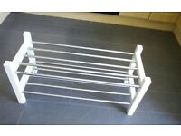 Ikea shoe rack not long new £10