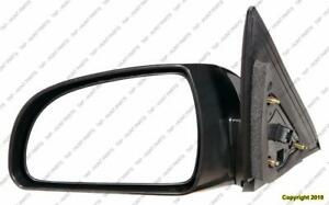 Door Mirror Power Driver Side Heated Hyundai Sonata 2006-2010