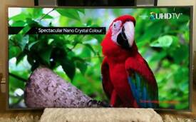 55in Curved Samsung 3D SUHD Smart 4K Nano Crystal Smart LED TV [NO STAND]