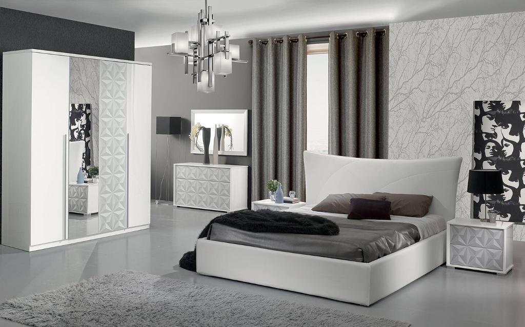 Italian full bed room