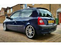 reanult clio 1.2 modified