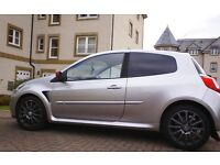 RENAULT CLIO SPORT197,REDUCED. PRICE FOR SALE OR SWAP SUBMARINER + Cash