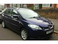 Lpg Mazda 5 ts2 1.8 + seven seater family car+ built in SATNAV