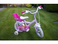 Cup cake bicycle perfect condition £35