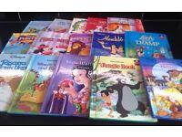 Disney HB children's book collection