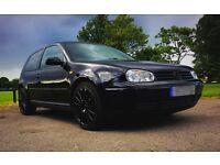 Volkswagen Golf 1.8t vw turbo 1.8 gti agu 150bhp seat bmw Nissan mini Fiesta st res escort r32 v5 v6