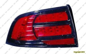 Tail Lamp Driver Side Type S High Quality Acura TL 2007-2008