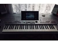 Yamaha Tyros 3 With Speakers (500MB Ram & 80GB Hard Disk Included)