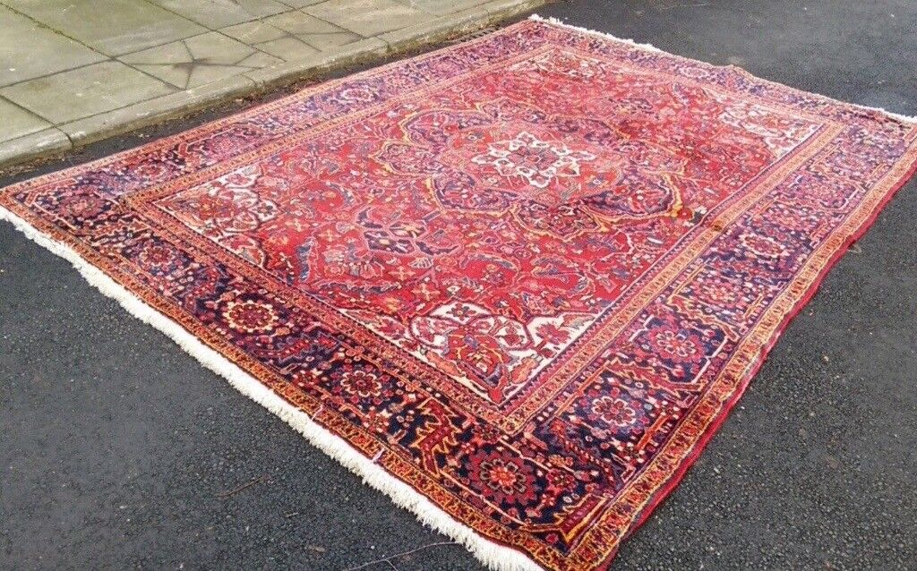 antique persian hand knotted rug 11x8 in forest hill london gumtree