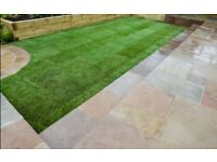 Paving gardening services fencing shed indian stone artificial grass landscaping free quotes