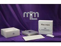 2.26GHZ APPLE MAC MINI DESKTOP 2GB 320GB HDD LOGIC PRO X ABLETON CUBASE 8 NATIVE INSTRUMENTS MASSIVE
