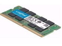 Crucial DDR4 2133 Laptop ram 8GBx2