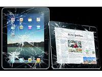 iPad screen replacement in Brighton