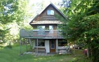 Waterfront Cottage north of Hawkesbury