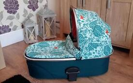 Mamas and papas urbo2 carrycot donna wilson limited edition.