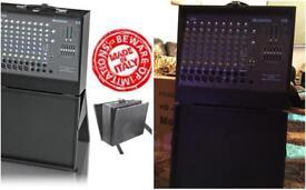 Montarbo Mixer 459 Pa & Dj Active Power Mixer