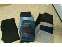 Maternity Clothes Bundle Size 10/12