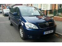 toyota avensis verso 2.0 petrol 7 seater 11 months MOT