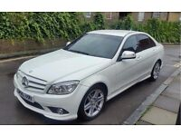 Wanted - Mercedes C Class sport in White