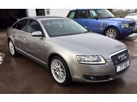 MINT condition 2006 Audi A6 2.7 Tdi QUATTRO saloon SE auto 114k hist, mot 26.10.17, new alloys !!