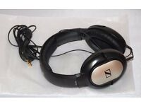 Sennheiser HD201 Headphones, Hardly Ever Used And Stored Away, Good Condition!