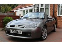 MGTF MG TF SPARK LOW MILEAGE CONVERTIBLE 2005