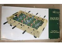 Jaques London Cup Winner Table Top Football Table