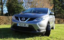 Nissan Qashqai Diesel Acenta Premium Grey