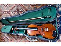 1/2 size Skylark violin bought second hand around 1990