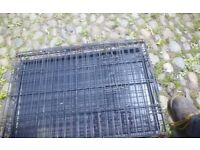 Dog cage 30 inches long