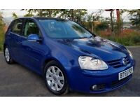 2005 [55] VW GOLF 2.0 GT TDI 4MOTION [4X4] 1 OWNER FROM NEW -ONLY 39.500 MILES PART EXCHANGE WELCOME
