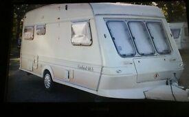 5 berth touring caravan for sale