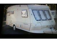 5 berth touring caravan for sale