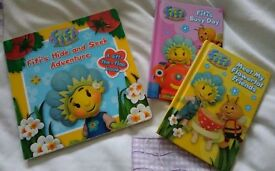 Fifi and the flowertots books