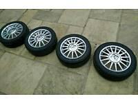 """Mk5 Fiesta Zetec S Wheels/Rims (15"""" / 4x108)"""