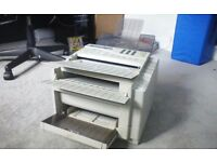 Plain A4 Paper Fax Machine and Copier - Model BT BF750