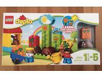 BNIP LEGO Duplo My First Garden 10819 NEW