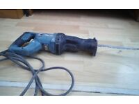 110v Makita reciprocating saw JR3050T