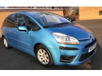 Citroen C4 Exclusive 2.0 Diesel Automatic