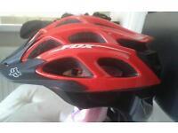 Fox stryker mtb helmet medium