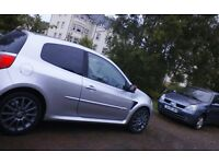 RENAULT CLIO SPORT 197,FOR SALE OR SWAP SUBMARINER